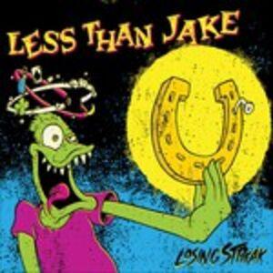 CD Losing Streak di Less Than Jake