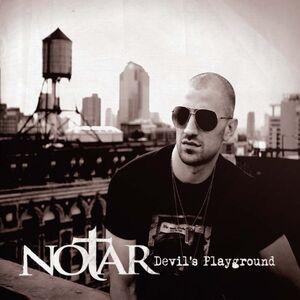 Foto Cover di Devil's Playground, CD di Notar, prodotto da Mri