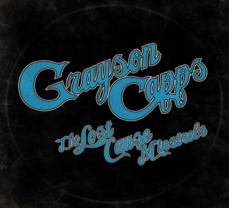 CD Lost Cause Minstrels di Grayson Capps