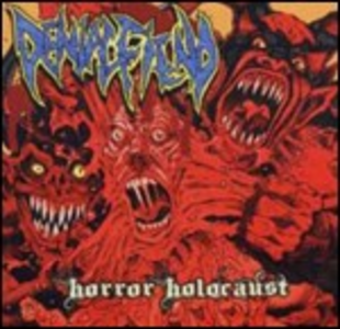 CD Horror Holocaust di Denial Fiend