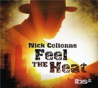 CD Feel the Heat di Nick Colionne