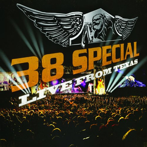 CD Live from Texas di 38 Special
