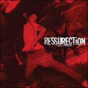 Foto Cover di I Am Not. The Discography, CD di Resurrection, prodotto da Deathwish Inc.