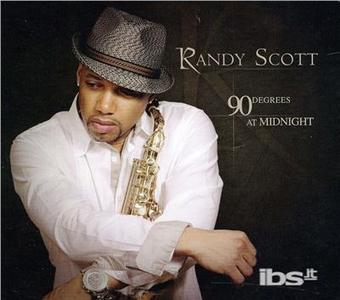 CD 90 Degrees At Midnight di Randy Scott