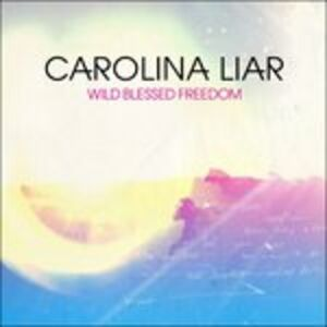 CD Wild Blessed Freedom di Carolina Liar