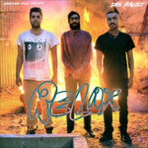 Foto Cover di Relax, CD di Das Racist, prodotto da Greedhead
