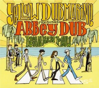 CD Abbey Dub di Yellow Dubmarine