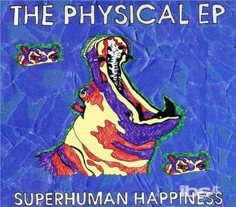 CD Physical ep di Superhuman Happiness