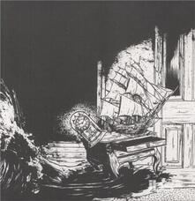 Split - Vinile LP di Overmars,Starkweather