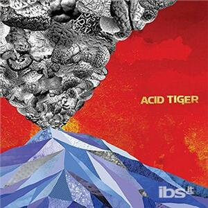Acid Tiger - Vinile LP di Acid Tiger