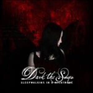 Foto Cover di Sleepwalking in a Nightmare, CD di Dark the Suns, prodotto da Metalhit.Com