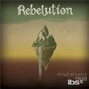 Vinile Peace of Mind Rebelution