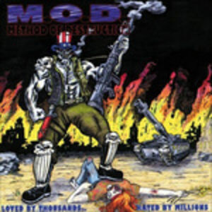 CD Loved By 1000s di M.O.D.