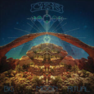 Big Moon Ritual - CD Audio di Chris Robinson (Brotherhood)