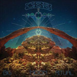 CD Big Moon Ritual di Chris Robinson (Brotherhood)