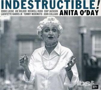 Indestructable! - CD Audio di Anita O'Day
