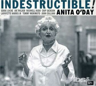 Foto Cover di Indestructable!, CD di Anita O'Day, prodotto da Kayo