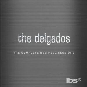 Foto Cover di Complete BBC Peel Session, CD di Delgados, prodotto da Chemikal Underground