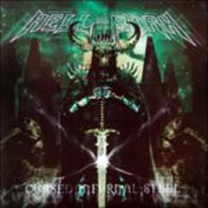 CD Cursed Infernal Steel di Hell-Born
