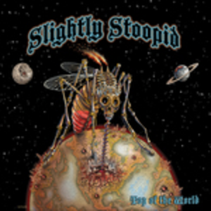 CD Top of the World di Slightly Stoopid
