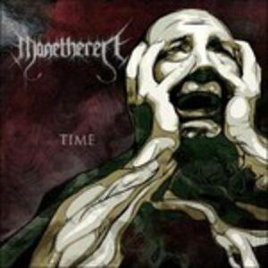 Foto Cover di Time, CD di Manetheren, prodotto da Debemur-Morti