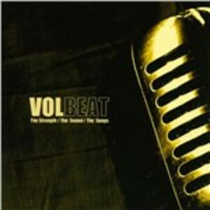 The Strenght, the Sound, the Songs - Vinile LP di Volbeat