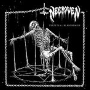 CD Perpetual Blasphemies di Necroven