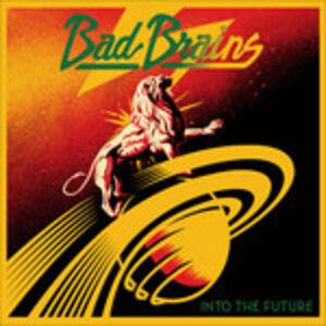 Foto Cover di Into the Future, CD di Bad Brains, prodotto da Megaforce