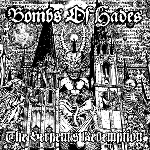CD Serpent's Redemption di Bombs of Hades