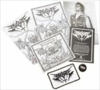 CD Holy Destroyer di Fetid Zombie 0