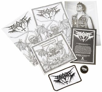 CD Holy Destroyer di Fetid Zombie 1