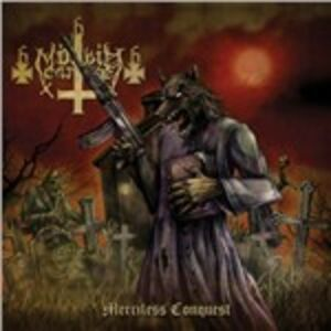 Foto Cover di Merciless Conquest, CD di Morbid Carnage, prodotto da Metalhit.Com