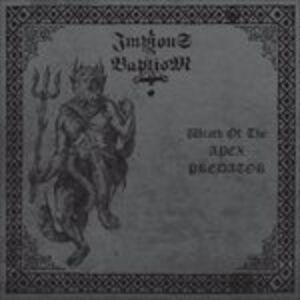 CD Wrath of the Apex Predator di Impious Baptism