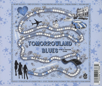 CD Tomorrowland Blues  1