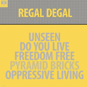 Vinile Pyramid Bricks Regal Degal