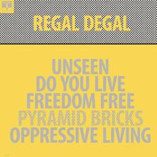 Pyramid Bricks - Vinile LP di Regal Degal