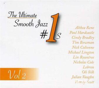 Foto Cover di Ultimate Smooth Jazz 2, CD di  prodotto da Trippin & Rhythm