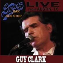 Guy Clark. Live From Dixie's Bar And Bus Stop - DVD