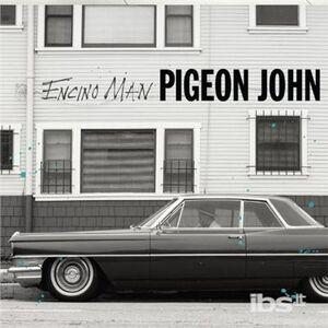 Foto Cover di Encino Man, CD di Pigeon John, prodotto da Mri