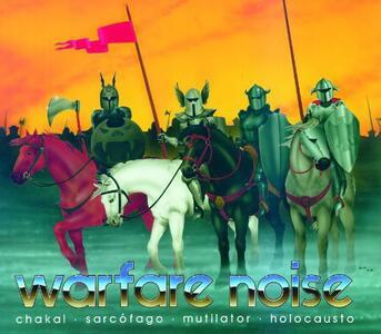 Warfare Noise - Vinile LP