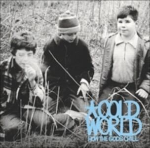 CD How the Gods Chill di Cold World