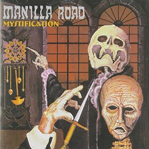 CD Mystification di Manilla Road
