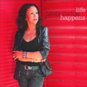 Life Happens - CD Audio di Candi Staton
