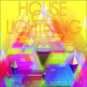 Lightworker - CD Audio di House of Lightning