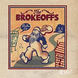 Restless Leg - CD Audio di Brokeoffs