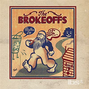 CD Restless Leg di Brokeoffs