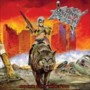 Foto Cover di Inner City Wolves, CD di Johnny Touch, prodotto da Shadow Kingdom Records