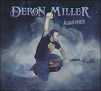 CD Acoustified di Deron Miller