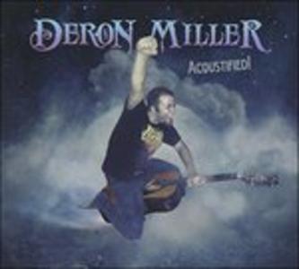 Vinile Acoustified Deron Miller