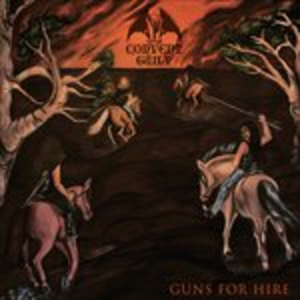 CD Guns for Hire di Convent Guilt